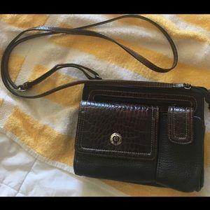 🖤💚BRIGHTON Vintage Crossbody Bag